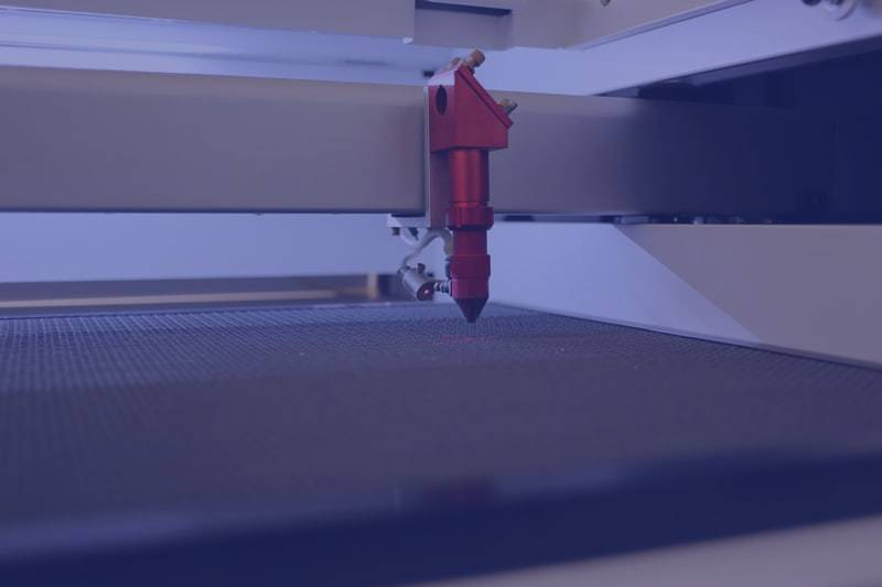 corte de materiales por láser