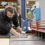 Duralcor emplea tecnología de vanguardia en el corte por cizalla
