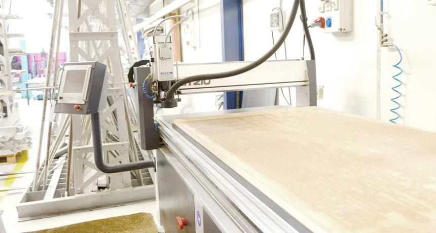 Corte por fresa mayor precisión y productividad