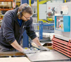 corte de aluminio madrid