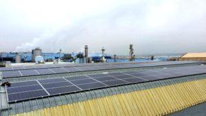 Paneles solares de Duralcor