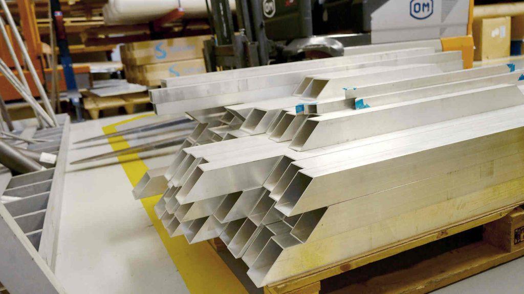 corte de materiales para empresas metalúrgicas en madrid