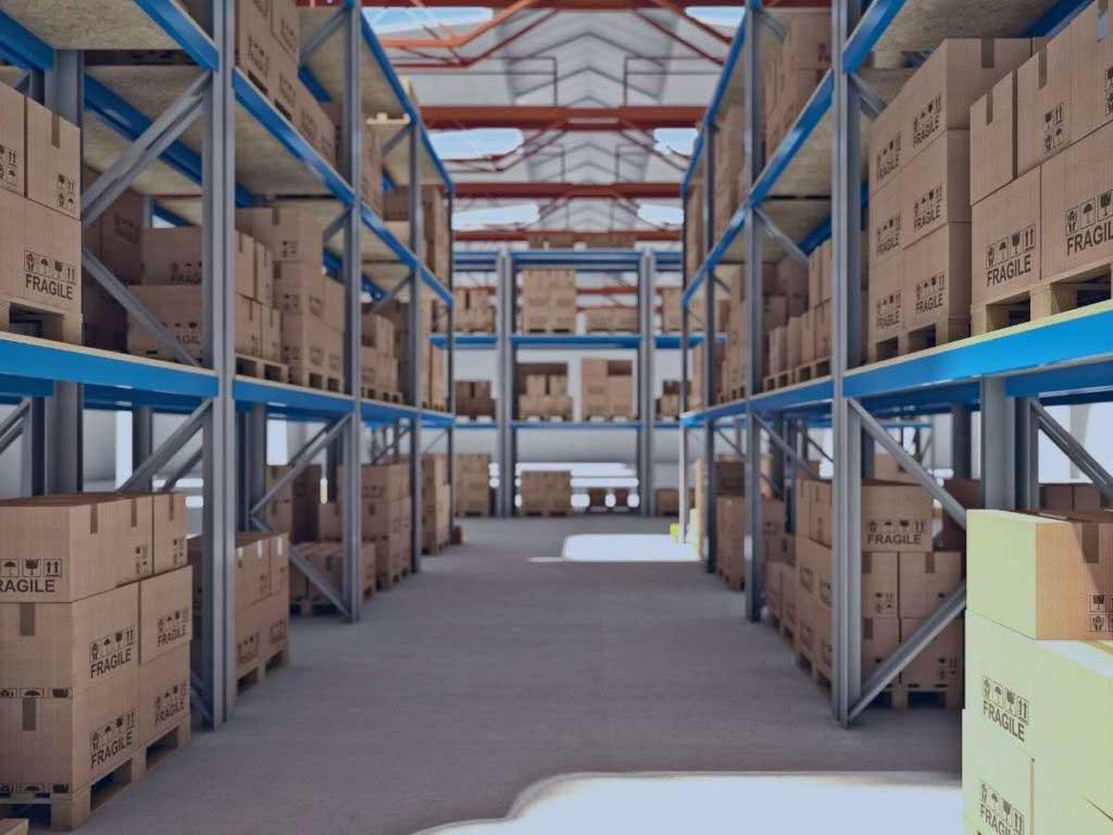 Contratar un servicio externos de almacenes para ahorrar costes