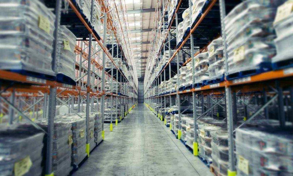 almacenamiento de materiales carpintería de aluminio Madrid